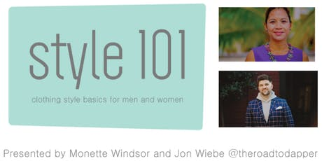 Style 101 tickets