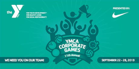 11th Annual YMCA Corporate Games tickets