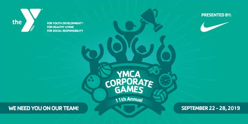 11th Annual YMCA Corporate Games