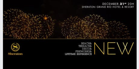 [Quartos] New'20 Quartos Reveillon Sheraton Grand Rio Hotel & Resort ingressos