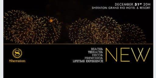 [Quartos] New'20 Quartos Reveillon Sheraton Grand Rio Hotel & Resort