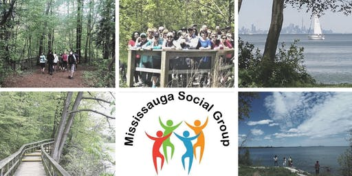Walk & Other Social Events with Mississauga Social Group