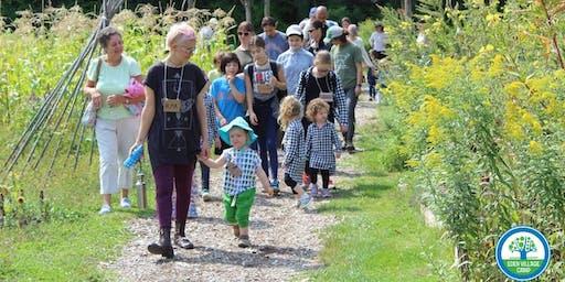 Eden Village Farm School: Tuesday, September 24, 2019