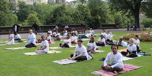 UN International Day of Yoga, Dundee