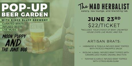 The Mad Herbalist | Pop-Up Beer Garden tickets