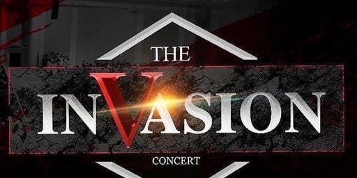 The Invasion Concert