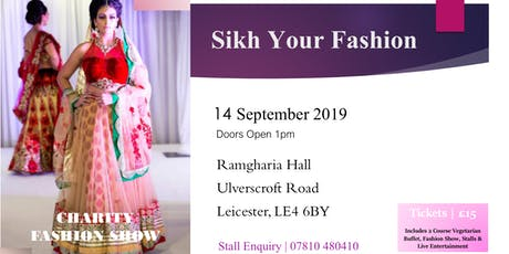 Sikh Your Fashion tickets