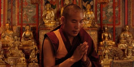 Mandala, Karma and Reincarnation in Tibetan Buddhism by Chamtrul Rinpoche tickets