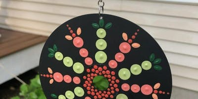 Dot Art Painting Class