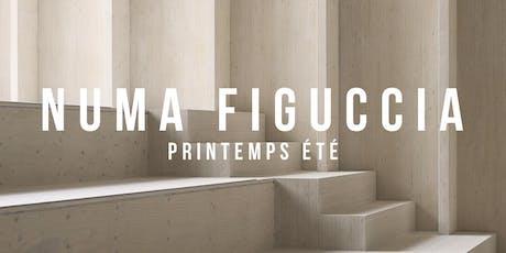 Numa Figuccia _ Printemps Été billets