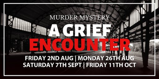 Hadlow Manor Murder Mystery | A Grief Encounter