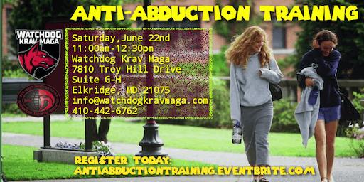 Anti-Abduction Training