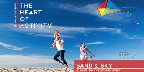 Sand & Sky Kite Festival  tickets
