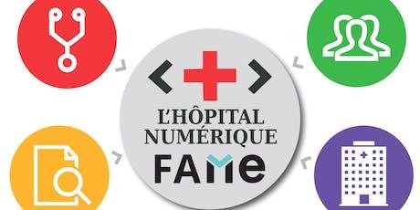L'Hôpital Numérique billets