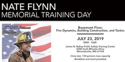 Nate Flynn Memorial Training Day