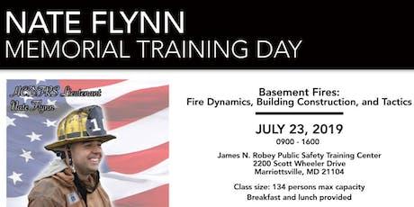 Nate Flynn Memorial Training Day tickets