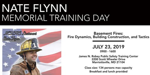 Nate Flynn Memorial Training Day