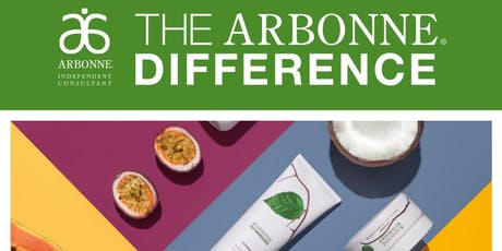 Discover Arbonne - Health INSIDE and OUT tickets