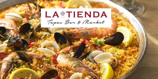 La Tienda Chef Demo: Learn the Secrets of Spanish Paella