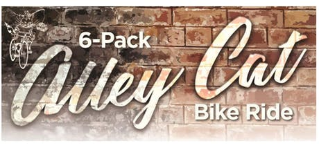 6-Pack Alleycat Ride tickets