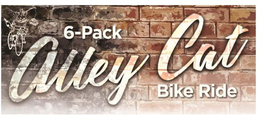 6-Pack Alleycat Ride