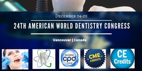 24th American World Dentistry Congress  tickets