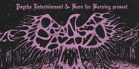 Psycho Ent/Born For Burning present: ORANSSI PAZUZU & DEVIL MASTER tickets
