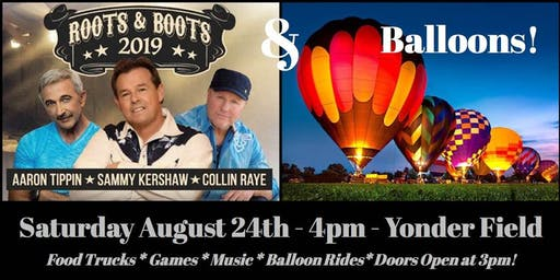Roots and Boots and Balloons