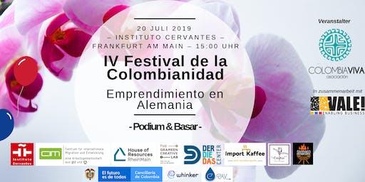 IV Festival de la Colombianidad
