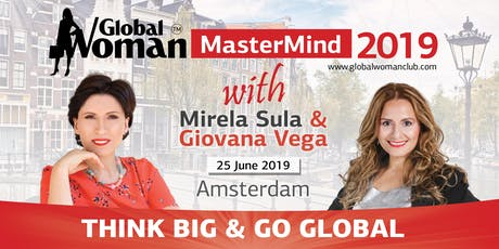 MASTERMIND CLASS AMSTERDAM - THINK BIG AND GO GLOBAL tickets