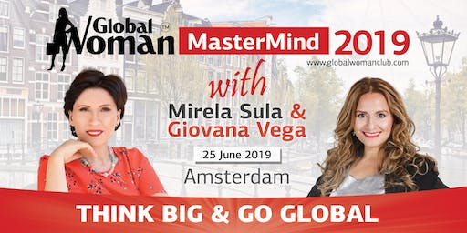 MASTERMIND CLASS AMSTERDAM - THINK BIG AND GO GLOBAL