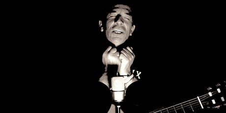 Alfredo Sings Jacques Brel Chansons In French with The story of Brel  tickets