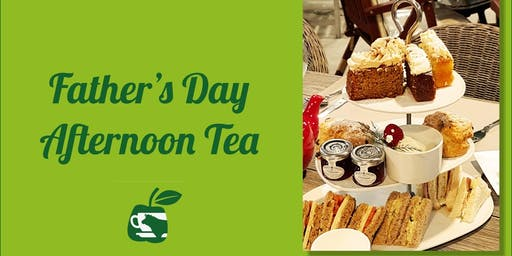 Fathers Day Afternoon Tea