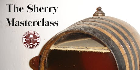 The Sherry Masterclass tickets