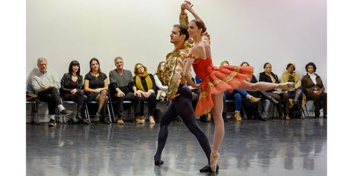 Ballet Under the Stars at Verb Ballets