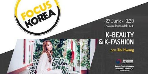 [Focus Korea] K-Beauty y K-Fashion con Jini
