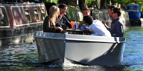 Penn Summer Boating on Regent's Canal tickets
