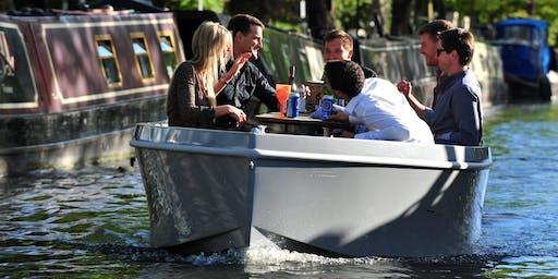 Penn Summer Boating on Regent's Canal
