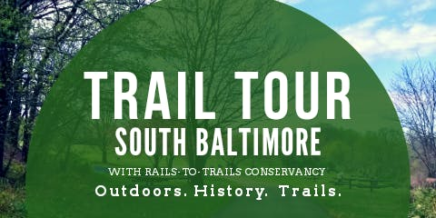 Baltimore Greenway Trail Network Bike Tour