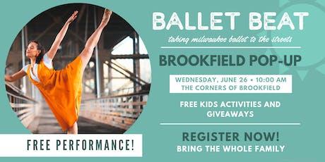 Ballet Beat: Brookfield tickets
