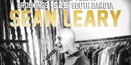 Sean Leary featuring Anna Simeri + Haley Hebig tickets