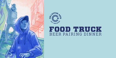 Collective Arts Beer Dinner tickets