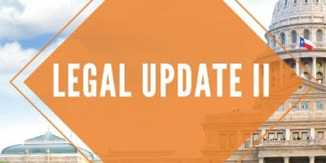 Legal Update 2 – Lakeway tickets
