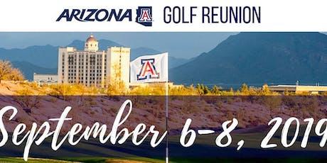 2019 Arizona Golf Reunion tickets