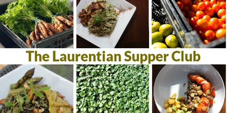 The Laurentian Supper Club tickets
