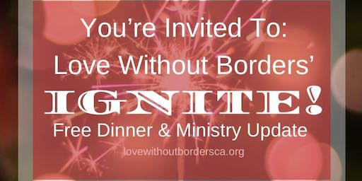 Love Without Borders: IGNITE!