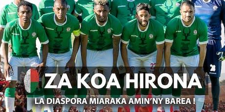 [ALEFA BAREA, ZA KOA HIRONA] MADAGASCAR - BURUNDI billets