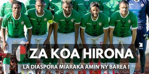 [ALEFA BAREA, ZA KOA HIRONA] MADAGASCAR - BURUNDI