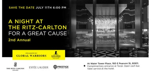 A Night at The Ritz-Carlton for a Great Cause