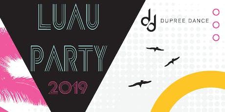 Dupree Dance National Finals Luau tickets